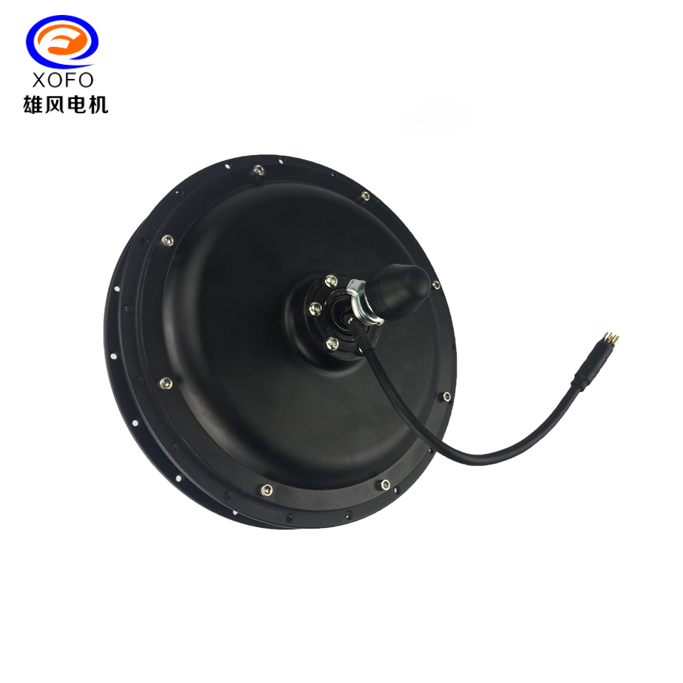 Rear Motor XFM-27 Black /Sliver open size 135MM 36v 1000W Hub Motor Scooter