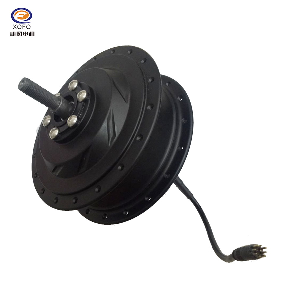 350W hub motor with cassette